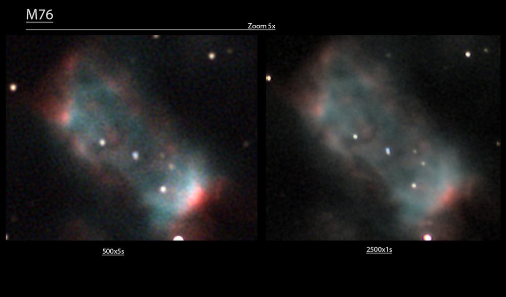 M76, et sa binaire
