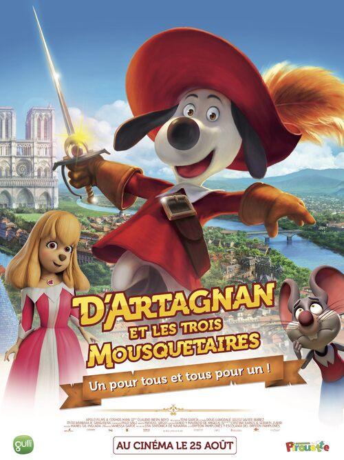 [Karaoké Culte] D'Artagnan et Les Trois Mousquetaires enfin le 25 août 2021 au cinéma !