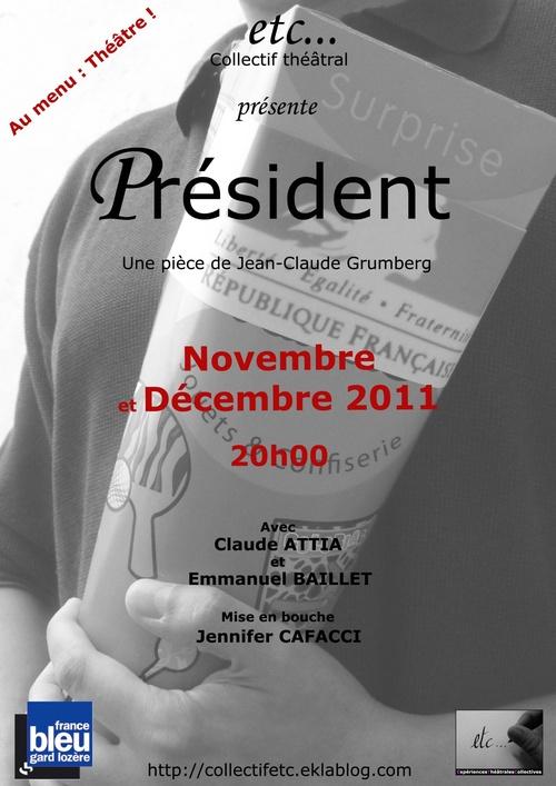 Programmation Novembre-Décembre 2011