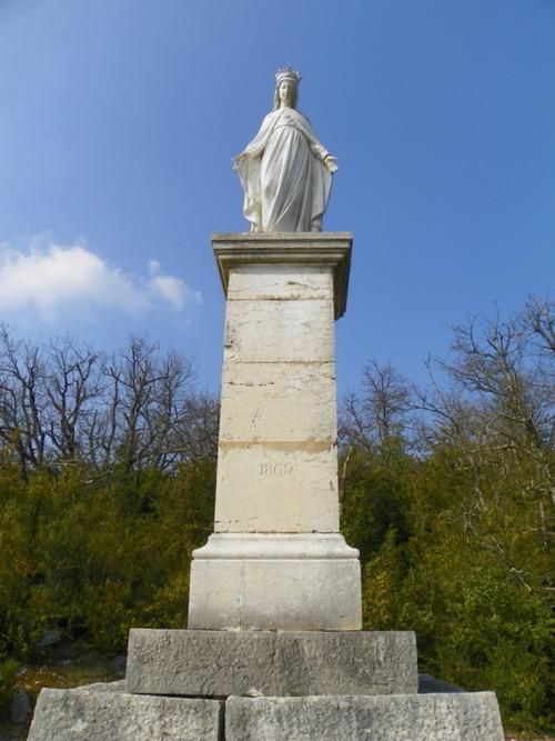 La Vierge du Mont Gela