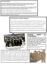 Séance décrochée d'Histoire,  génocide