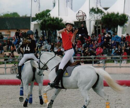 Gauthier Tatincloux ira aux Championnats du Monde de Horse ball