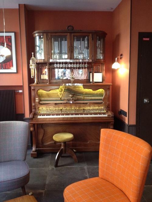Le piano de Boris Vian