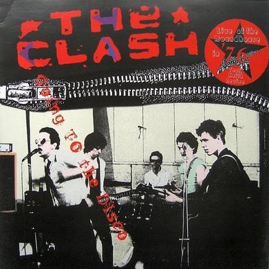 La Saga du Clash - épisode 2 - Juillet- Novembre 1976