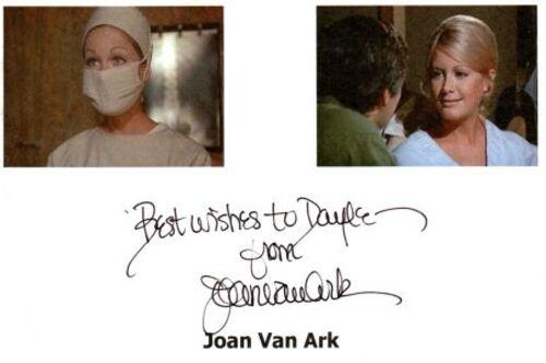 Joan Van Ak et Ted Shackelford.