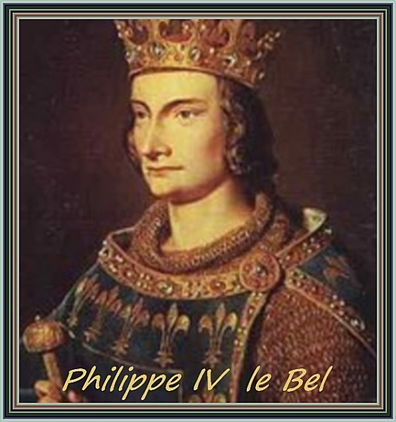 200px-Philippe IV Le Bel