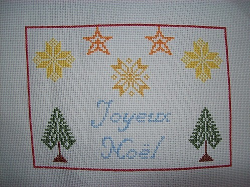 SAL Mystère de Noël - 1à5