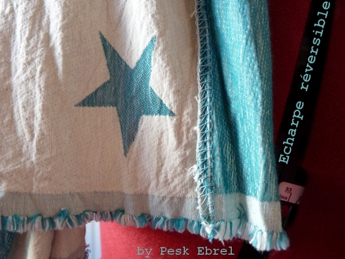 Echarpe express - Pesk Ebrel
