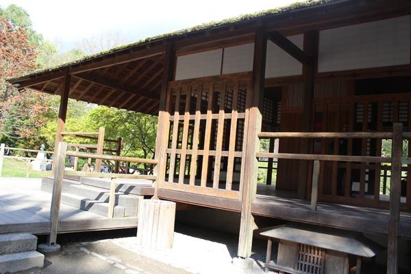 Jardin Japonais et Lac Compans