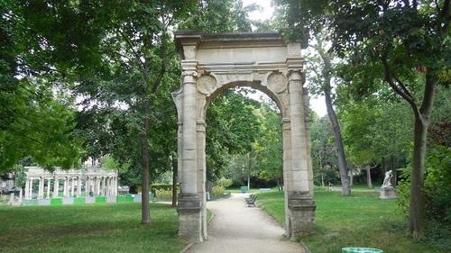 Parc Monceau, Paris (08)