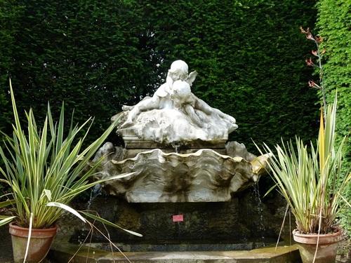 Le jardin de Bagatelle