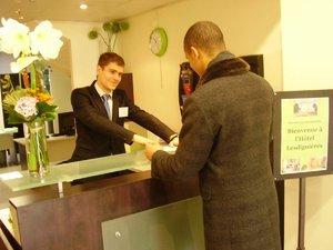 Journée portes ouvertes à l'hôtel Lesdiguières