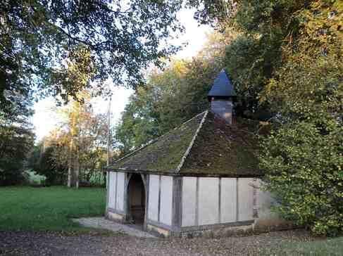 Chapelle Sainte Reine - 89
