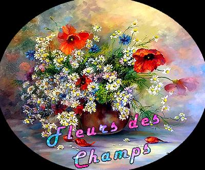 **Bouquets, Senteurs**Animations