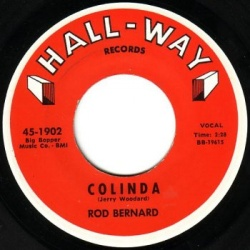 Rod Bernard : Colinda (1962)