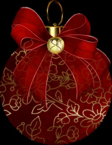 Tubes boules de Noël 8