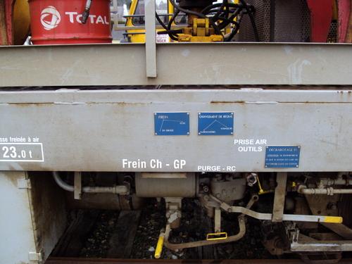 Draisine DU 84 à Redon