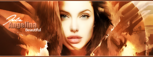 signature angelina jolie