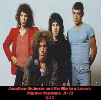 Pleins Feux sur The Modern Lovers (2) : Studios Sessions 1970/1973 (2ème partie)
