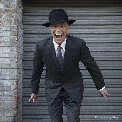 On a tous quelque chose en nous de DAVID BOWIE -Bowie Oditty