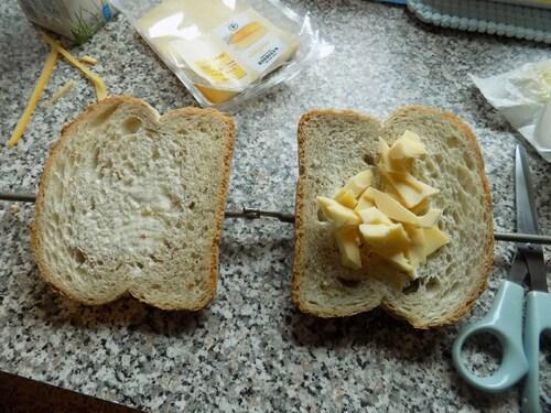 Sandwich-toaster