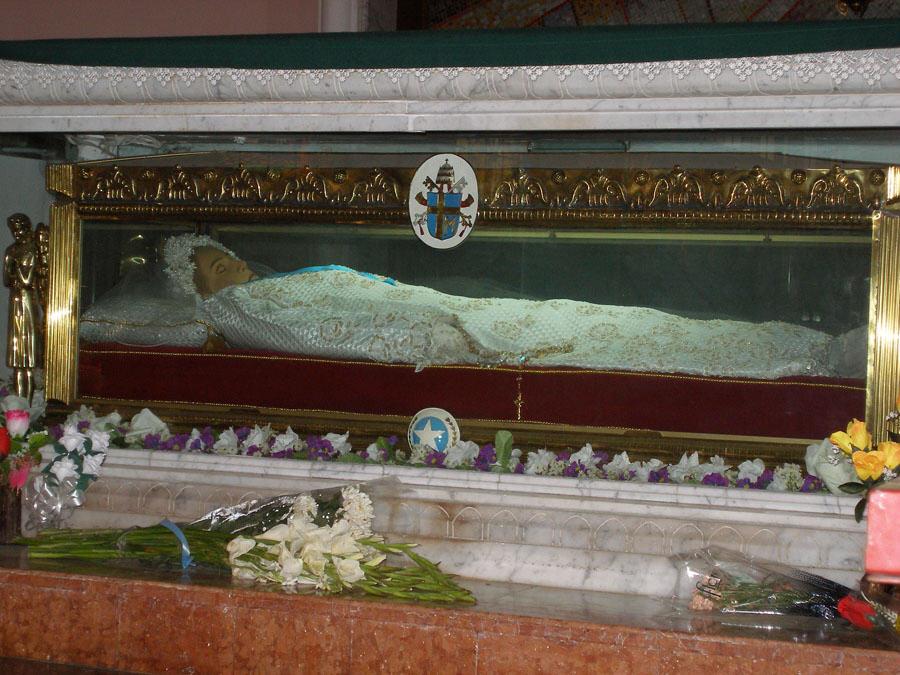 Sainte Narcisse de Jésus Martillo Morán († 1869)