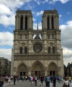 Belle - Notre Dame de Paris (redif.)