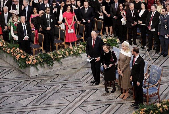 Prin Nobel de la Paix 2018 - 2