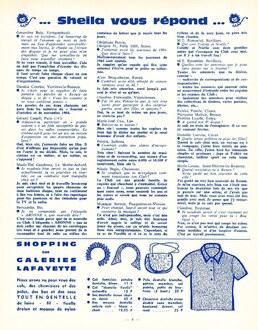 JOURNAL N°11 Février 1965