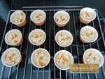 Muffins aux abricots et flocons d'avoine