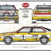 Audi Quattro Groupe B Monte Carlo