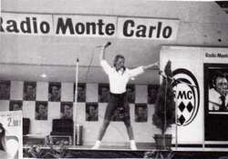 19 Août 1977 : Sheila sur scène pour Taxi sur RMC