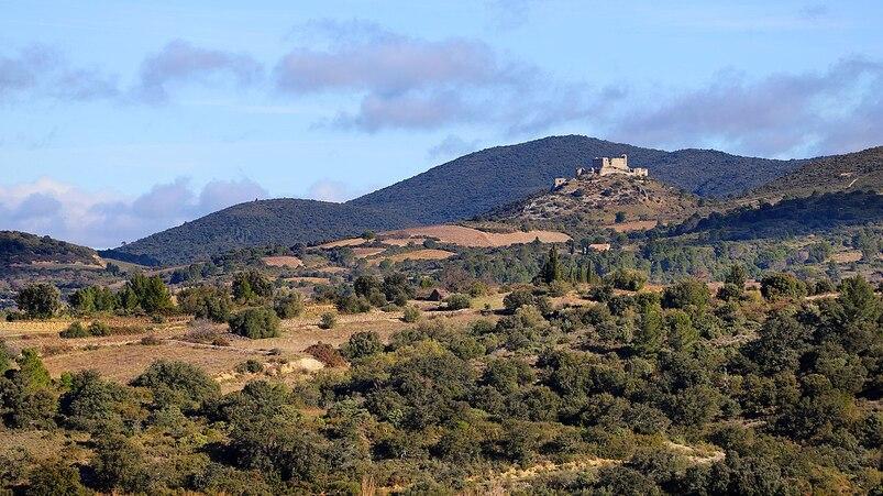 Château d'Aguilar — Wikipédia
