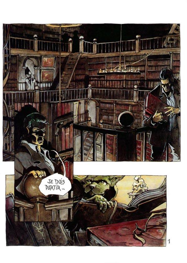 L'Île des morts, tome 2