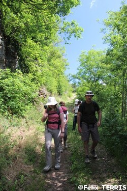WE Gorges de la Loire les 20 & 21/06/2015