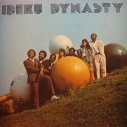 Ideku Dynasty - Same - Complete LP
