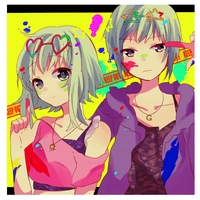 Gumi & Gumo by Pixiv Id 7551702