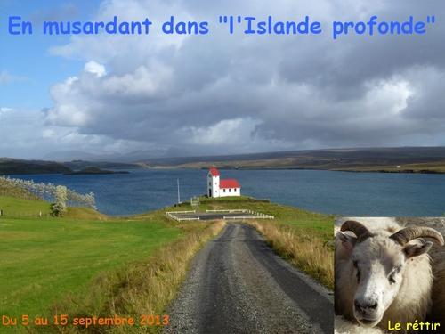 "En musardant dans ""l'Islande profonde"""
