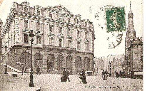 lyon gare saint-paul