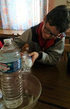 Eco-Ecole : l'eau...