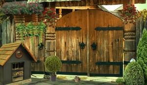 Jouer à Escape Game - Wooden barn escape