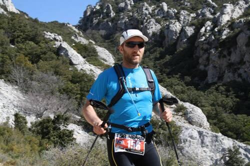 Trail de la Sainte Beaume le 08/03/2015