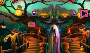 Jouer à Find the golden pumpkin
