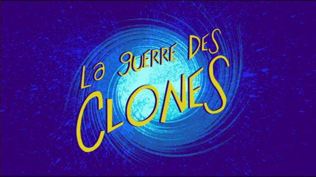 161 LA GUERRE DES CLONES