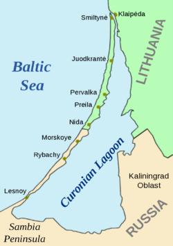 Pays Baltes - Lituanie - août 2019