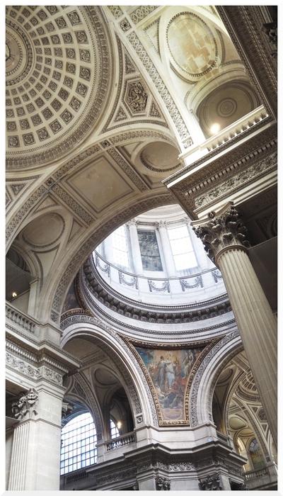 Le Panthéon. Paris