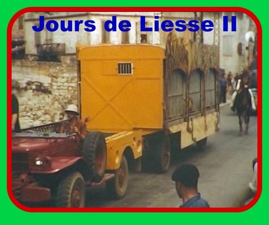 - Souscription pour le DVD Jours de Liesse n°2