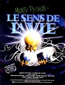Monthy Python - Le Sens de la vie BOX OFFICE FRANCE 1983