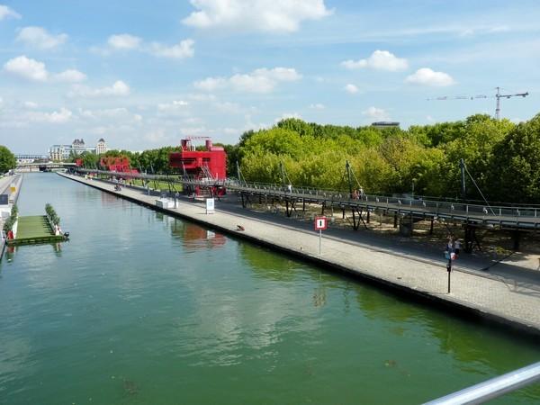 02 - Canal de l'Ourcq