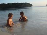 Vacances sur l'île des pins